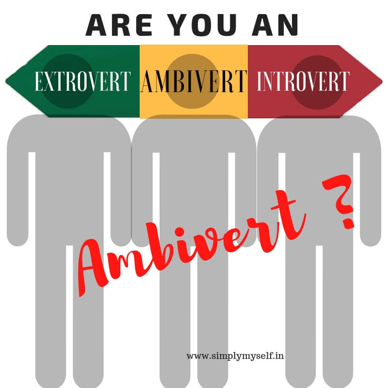 Extrovert-introvert-ambivert