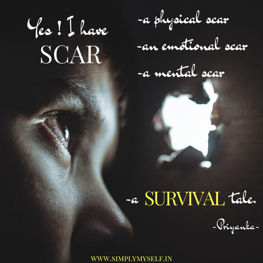 The Scar – Physical Scar