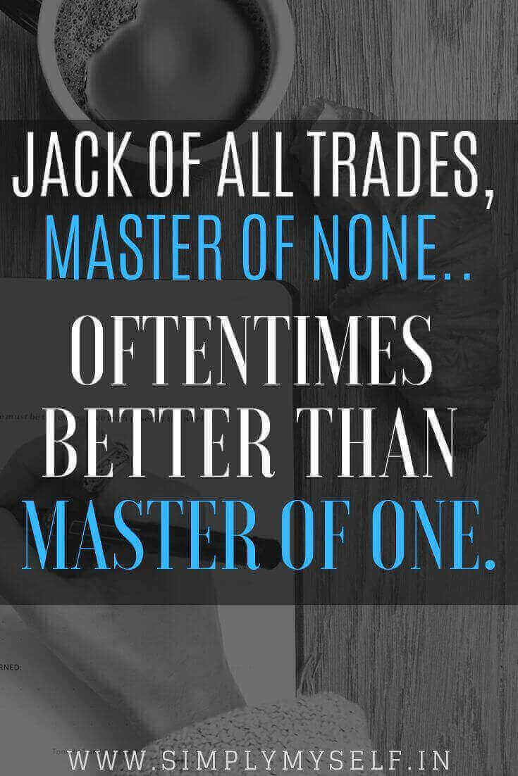 Jack-of-all-trades