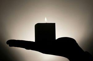 Meditation-candle-subconscious-mind
