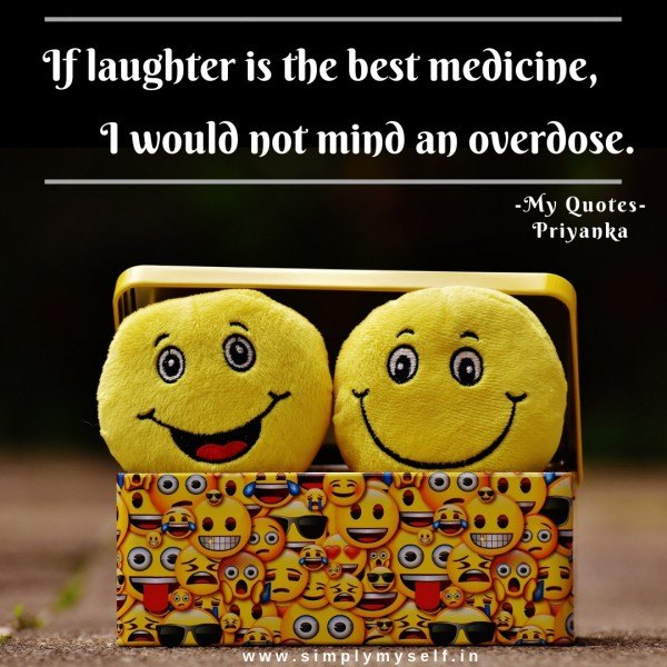 laughter-best-medicine-simply-myself